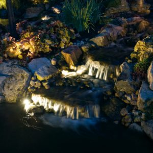 water lighting services