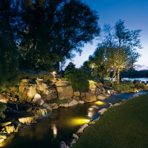 water lighting